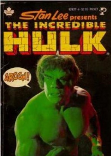 THE INCREDIBLE HULK Fan Casting Poster