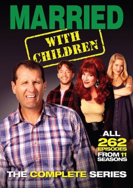 Married with children remake Fan Casting Poster