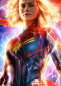 Captain Marvel: Moonstone