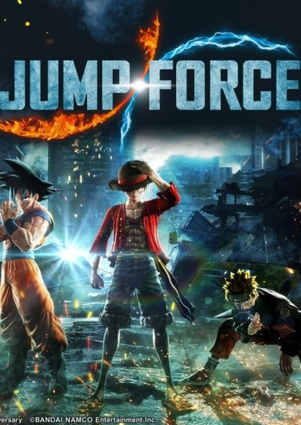 Jump Force English Dub Fan Cast