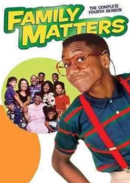 Family Matters (2019-2028) Fan Casting Poster