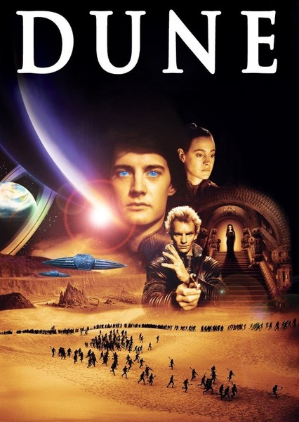Kenneth Branagh's Dune Fan Casting Poster