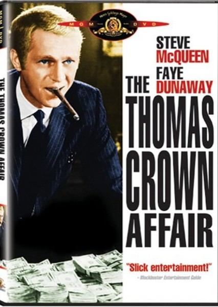 The Thomas Crown Affair Fan Casting Poster