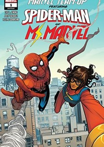 Spider-Man  and ms marvel
