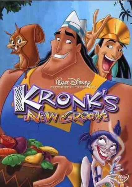 The adventures of me....kronk Fan Casting Poster