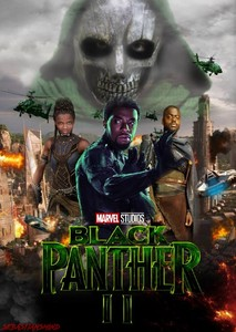 Black panther 5 : man without fear