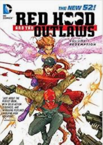Red Hood & The Outlaws Animated Series Fan Casting Poster
