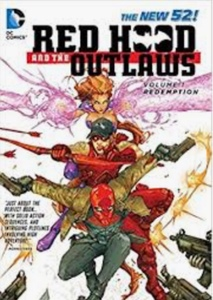 Red Hood & The Outlaws Animated Series