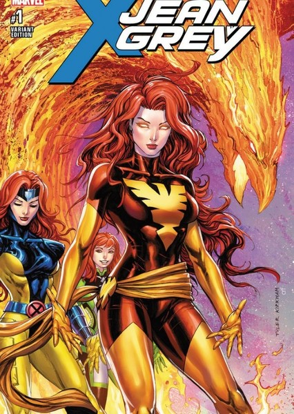 Jean Grey The Movie