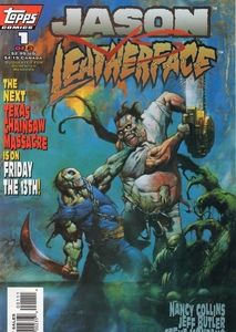 Jason Vs Leatherface: The Friday Texas Chainsaw Massacre
