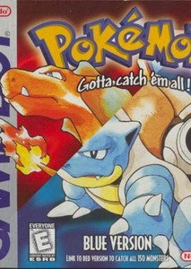 Pokemon Red/Blue
