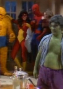 Saturday Night Live: Superhero Party