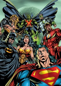 Justice League: World's Finest (2019)