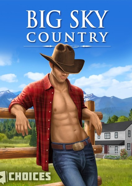 Big Sky Country Fan Casting Poster