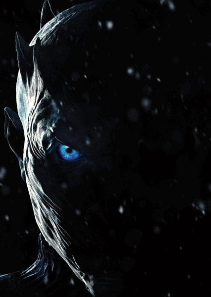The Night King Fan Casting Poster