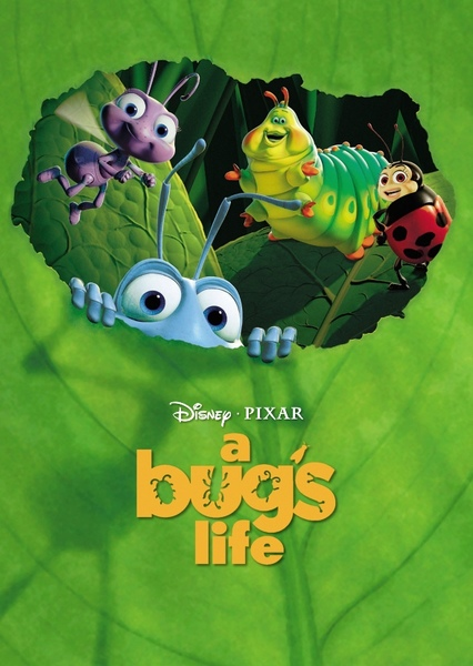 A Bug's Life (1988) Fan Casting Poster