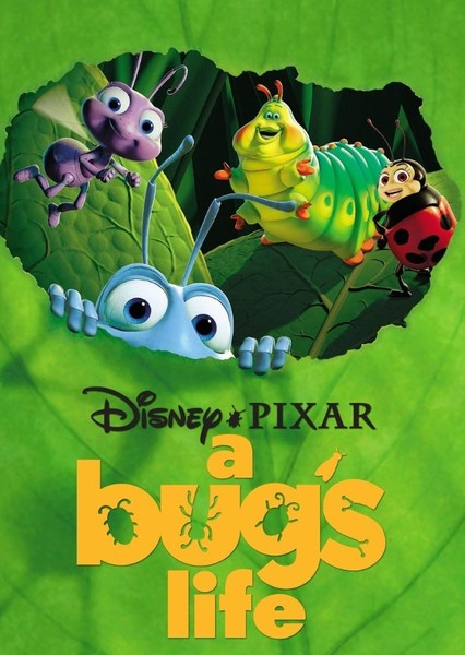 A Bug's Life (2024 film) Fan Casting Poster