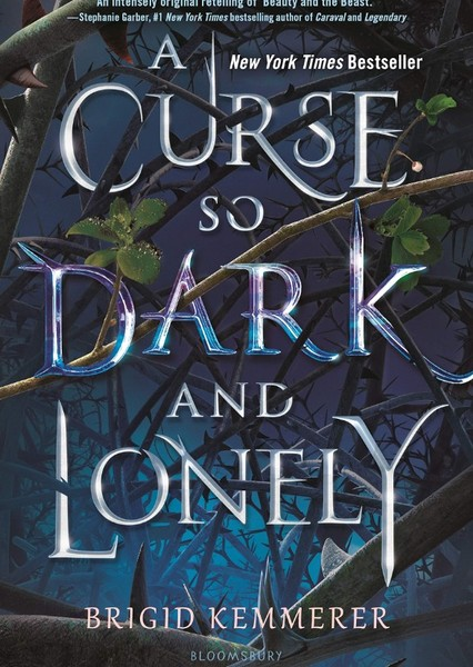 A Curse So Dark and Lonely Fan Casting Poster