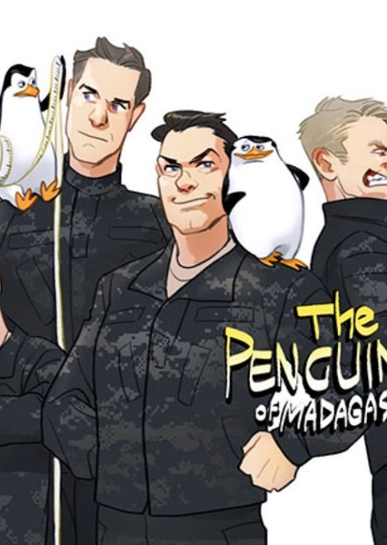 A live action human remake of penguin of madagascar  Fan Casting Poster