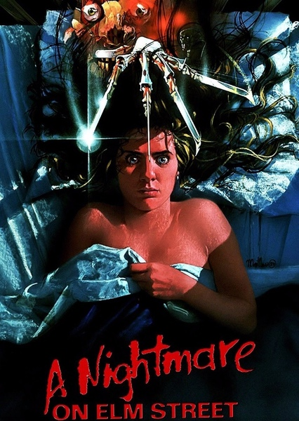 A Nightmare on Elm Street Fan Casting Poster