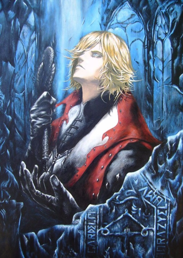 Leon Belmont Fan Casting For A Smoothieverse Chronicle Castlevania Mycast Fan Casting Your Favorite Stories So far he has only appeared once in the series. leon belmont fan casting for a