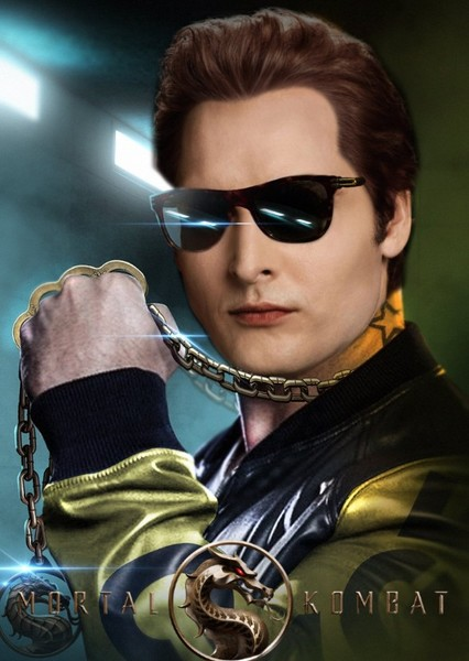 Actors Who Might Play Johnny Cage in Mortal Kombat (2021) Fan Casting Poster