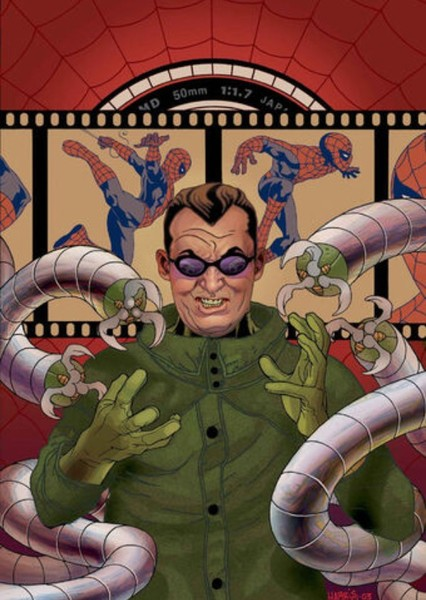 Actors Who Should Play Doctor Octopus For Marvel Cinematic Universe Fan Casting Poster