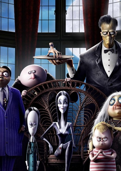 Addams Family Fan Casting Poster