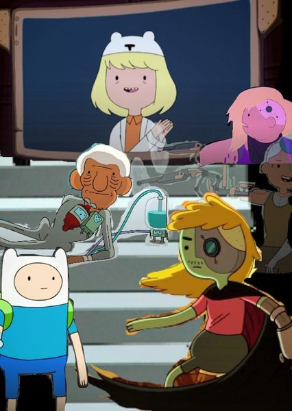 Adventure Time: Awakening Fan Casting Poster