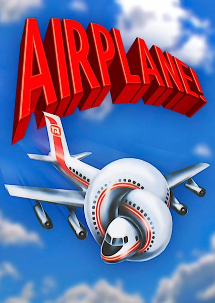 Airplane! (1995) Fan Casting Poster