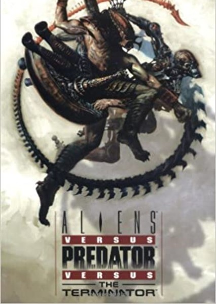 Aliens vs Predator vs Terminator Fan Casting Poster