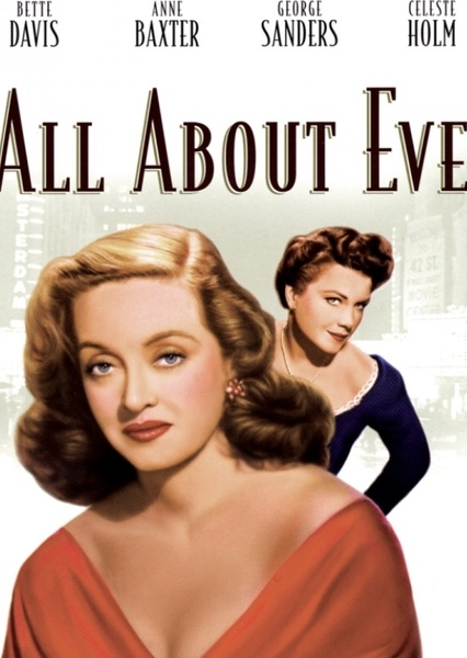 All About Eve Fan Casting Poster