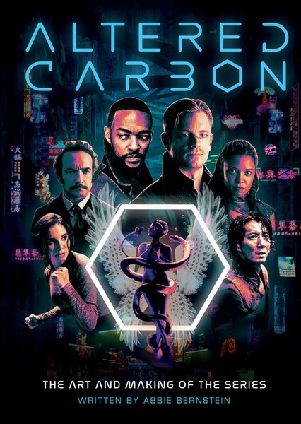 Altered Carbon Fan Casting Poster