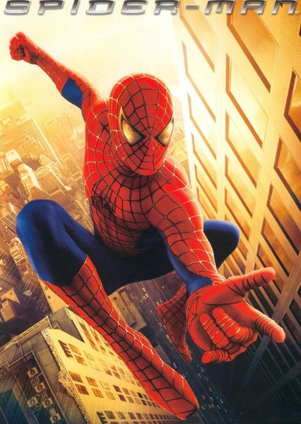 Alternate Casting: Spider-Man (2002) Fan Casting Poster