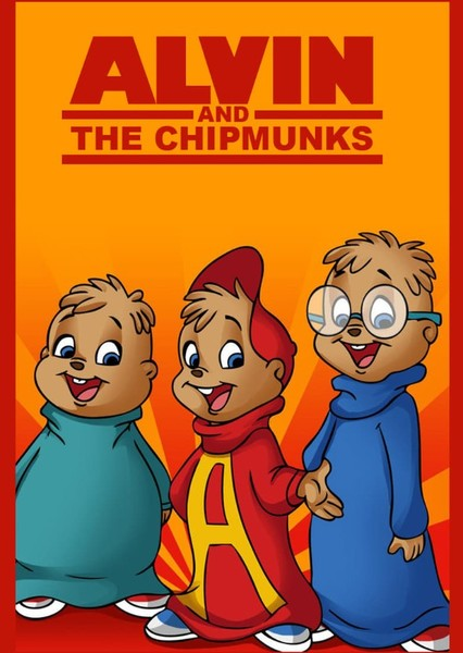 Alvin and the Chipmunks Fan Casting Poster