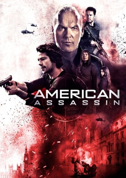 American Assassin (1997) Fan Casting Poster