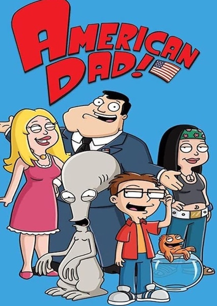 American Dad Live Action Movie  Fan Casting Poster