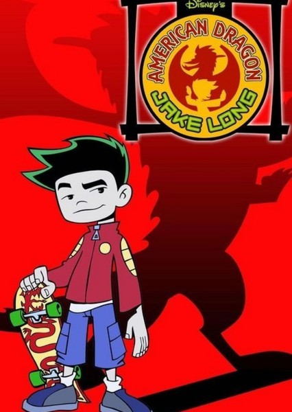 American Dragon: Jake Long Fan Casting Poster