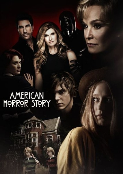 American Horror Story Recast Fan Casting Poster