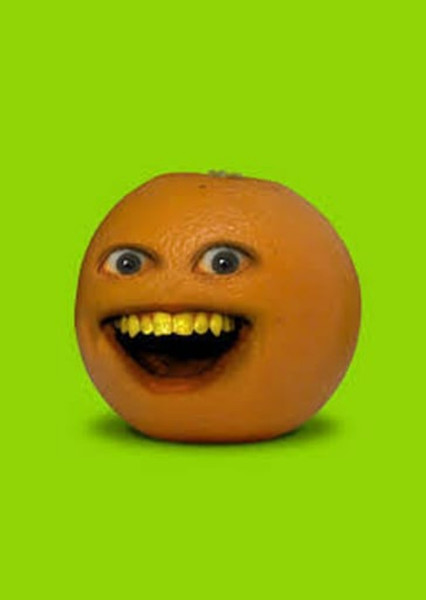 Annoying Orange Annoys Hollywood Fan Casting Poster