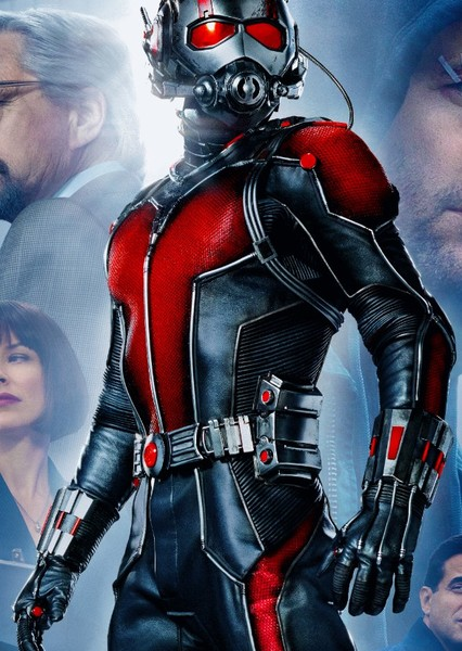 Ant Man (2025) Fan Casting Poster