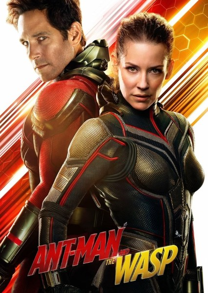Ant-Man and the Wasp (1988) Fan Casting Poster