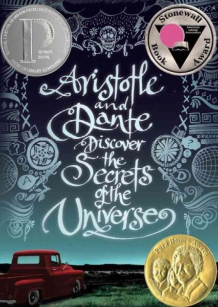 Aristotle and Dante Discover the Secrets of the Universe Fan Casting Poster