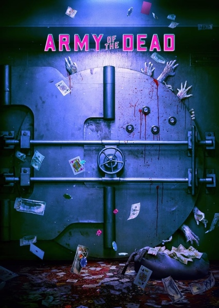 Army of the Dead (1991) Fan Casting Poster
