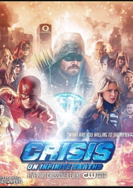 Arrowverse: Crisis On Infinite Earths