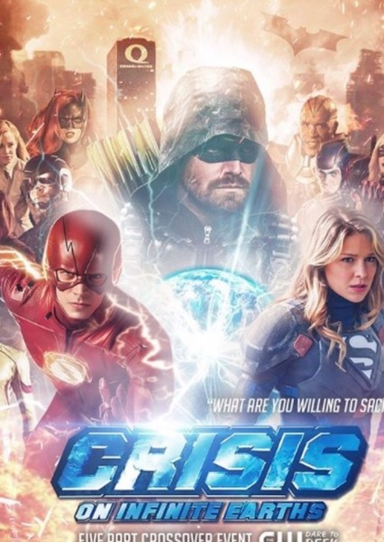 Arrowverse: Crisis On Infinite Earths Fan Casting Poster