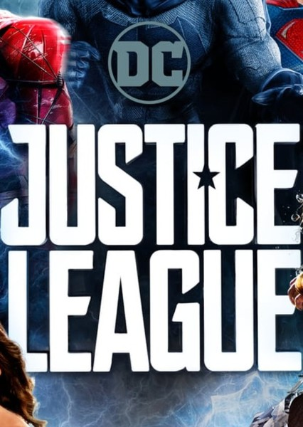 Arrowverse: The Justice League Fan Casting Poster