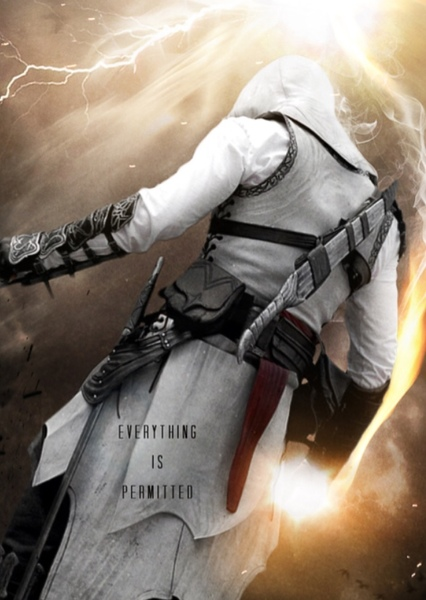 Assassin's Creed (Cinematic Universe) Fan Casting Poster