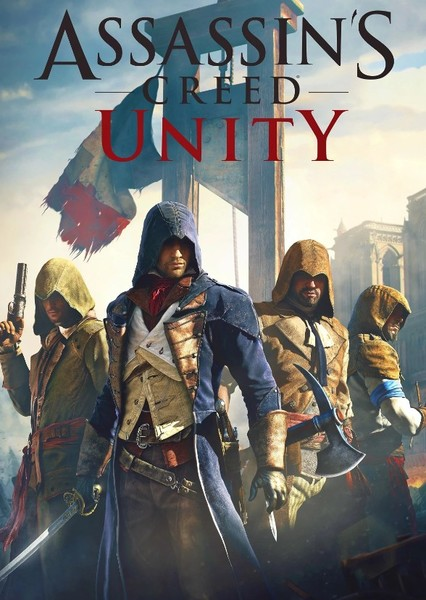 Assassin's Creed Unity Fan Casting Poster
