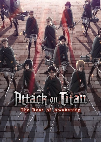 Attack On Titan Fan Casting Poster